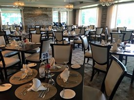 Dining Room at Statesville Country Club